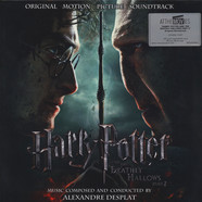 Alexandre Desplat - OST Harry Potter & The Deathly Hallows Part 2 Black Vinyl Edition