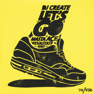 DJ Create - Let's Go Feat. Masta Ace