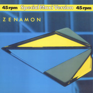 Zenamon - Oh Nandu, What We've Done! Blue Vinyl Edition
