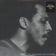 Bud Powell - The Amazing Bud Powell 180g Vinyl Edition
