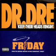 Dr. Dre / Mack 10 - Keep Their Heads Ringin' / Take A Hit