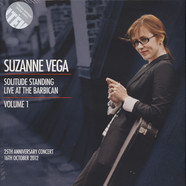 Suzanne Vega - Live At the Barbican Volume 1