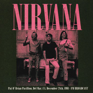 Nirvana - Pat O'Brian Pavillion, Del Mar, CA, December 28, 1991