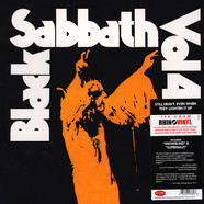 Black Sabbath - Volume 4