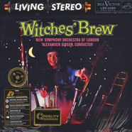 Alexander Gibson & The New Symphony Orchestre Of London - Witches' Brew 200g Vinyl Edition
