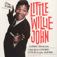 Little Willie John - I'm Shakin' EP