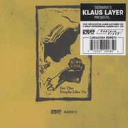 Klaus Layer - Restless Adventures / For The People Like Us
