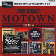 V.A. - Early Motown EPs Box Set