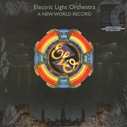 Electric Light Orchestra - A New World Record Clear Vinyl Edition