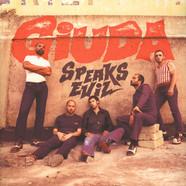 Giuda - Speaks Evil Black Vinyl Edition