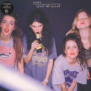 Hinds - Leave Me Alone Yellow Vinyl Edition