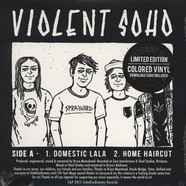 Violent Soho & Spraynard - Split
