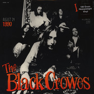 Black Crowes - Live In Atlantic City - August 24, 1990 180g Vinyl Edition