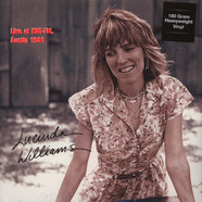 Lucinda Williams - Live At Kut-FM In Austin, TX, October 4, 1981 180g Vinyl Edition