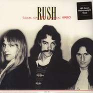Rush - Live In St Louis 1980 180g Vinyl Edition