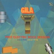Gila - Live - Free Electric Rock Sessions