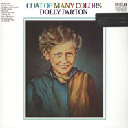 Dolly Parton - Coat Of Many Colours