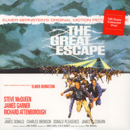 Elmer Bernstein - OST The Great Escape 180g Light Blue Vinyl Edition