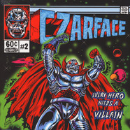 Czarface (Inspectah Deck & 7L & Esoteric) - Every Hero Needs A Villain Black Vinyl Edition