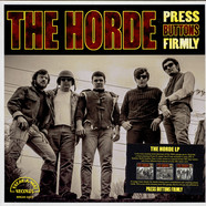 Horde, The - Press Buttons Firmly (Cover 3)