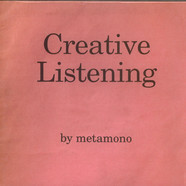 Metamono - Creative Listening