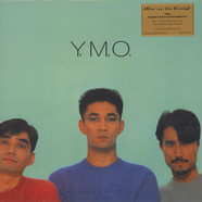Yellow Magic Orchestra - Naughty Boys & Instrumental Transparent Vinyl Edition