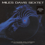 Miles Davis Sextet - Live At Fillmore West Auditorium, San Francisco April 9, 1970 KSAN-FM 180g Vinyl Edition