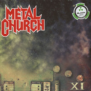Metal Church - XI Black Vinyl Edition