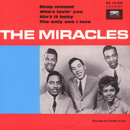 Miracles, The - Shop Around +3