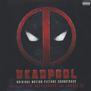 Tom Holkenborg aka Junkie XL - OST Deadpool Red Vinyl Edition