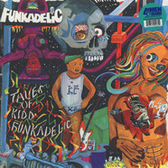 Funkadelic - Tales Of Kidd Funkadelic Colored Vinyl Edition