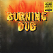Revolutionaries - Burning Dub