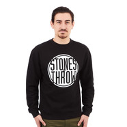 Stones Throw - Classic Logo Sweatshirt