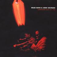 Miles Davis & John Coltrane - Copenhagen. March 28th 1960