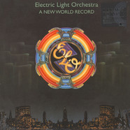 Electric Light Orchestra - A New World Record Black Vinyl Edition