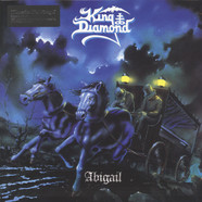 King Diamond - Abigail Black Vinyl Edition