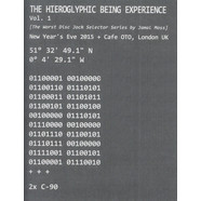 Hieroglyphic Being - NYE At Cafe Oto