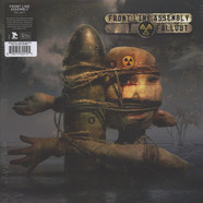 Front Line Assembly - Fallout Blue & Green Half & Half Vinyl Edition