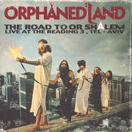 Orphaned Land - The Road To Or-Shalem - Live At The Reading 3, Tel Aviv Black Vinyl Edition