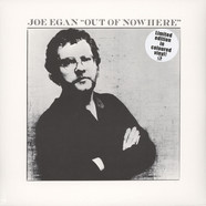 Joe Egan - Out Of Nowhere Colored Vinyl Edition