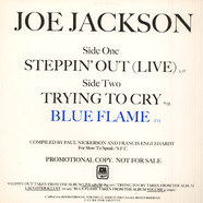 Joe Jackson - Steppin' Out Live