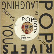 Pop Rivets - Laughing At You / Song Song Gold Vinyl Edition