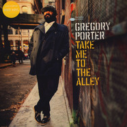 Gregory Porter - Take Me To The Alley White Vinyl Edition