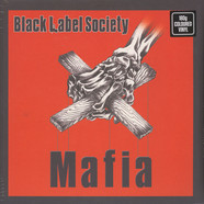 Black Label Society - Mafia White Vinyl Edition