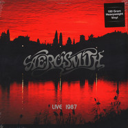 Aerosmith - Live At The Civic Centre, Hampton, VA - November 16, 1987 180g Vinyl Edition