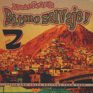 V.A. - Ritmo Salvaje! 2 Black Vinyl Edition