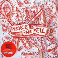 Pierce The Veil - Misadventures White Vinyl Edition
