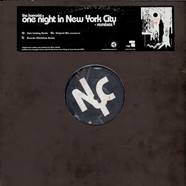 Horrorist, The - One Night In New York City (Remixes)