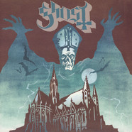 Ghost - Opus Eponymovs White/Blue Vinyl Edition