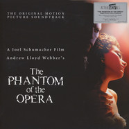 Andrew Lloyd Webber - Phantom Of The Opera Black Vinyl Edition